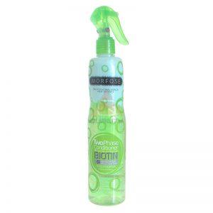 MORFOSE BIOTIN - biotynowa odżywka do włosów w spray'u 400ml