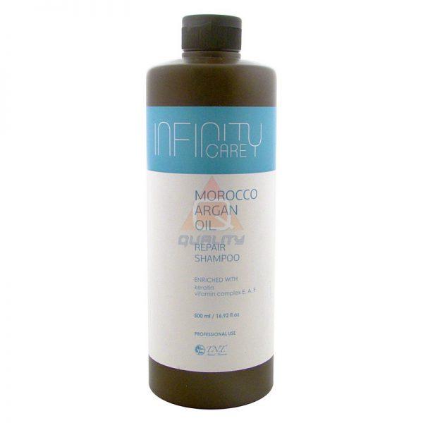 SPACE - MOROCCO ARGAN OIL SHAMPOO - szampon regenerujący - 500ml