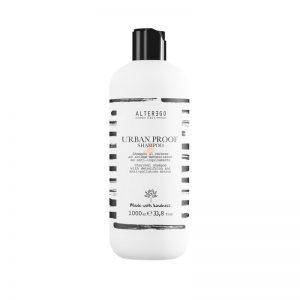 Alter Ego Urban Proof - szampon oczyszczający z węglem aktywnym - 1000ml