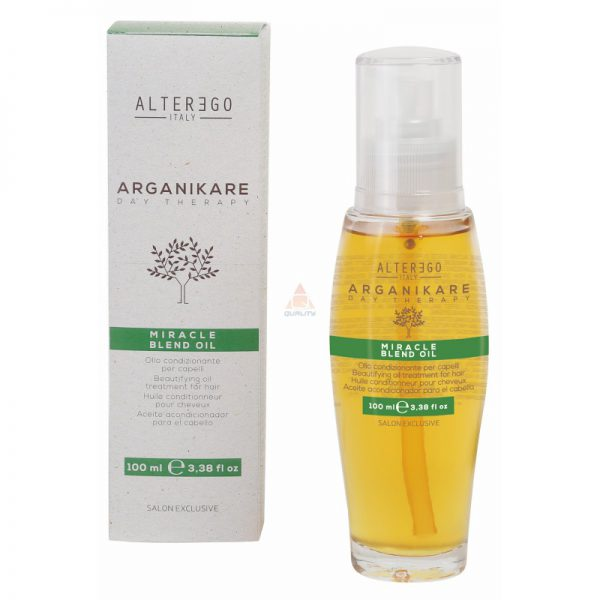 Alter Ego Arganikare Miracle Blend Oil Olejek przywracający blask 100 ml